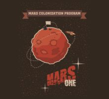 Mars colonization project T-Shirt