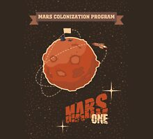 Mars colonization project Unisex T-Shirt