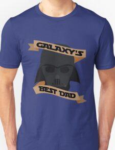 Galaxy's Best Dad T-Shirt
