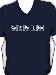 Caffeine - Periodic Table T-Shirt