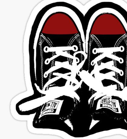 Converse Sticker