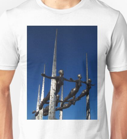 Aviation Leason Unisex T-Shirt