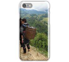 a taste of culture iPhone Case/Skin