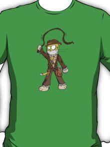 indiana cat T-Shirt