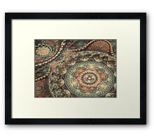 Unknown Space Framed Print