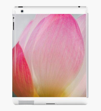 Pink Lotus #2 iPad Case/Skin