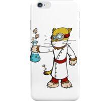 Dr Frankencat iPhone Case/Skin