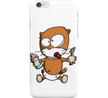 baby cat iPhone Case/Skin
