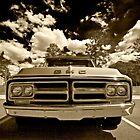 1968 GMC Pickup - sepia by mal-photography