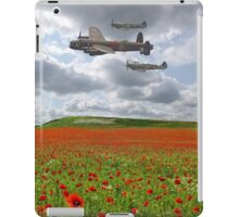 A Salute to Heroes  iPad Case/Skin