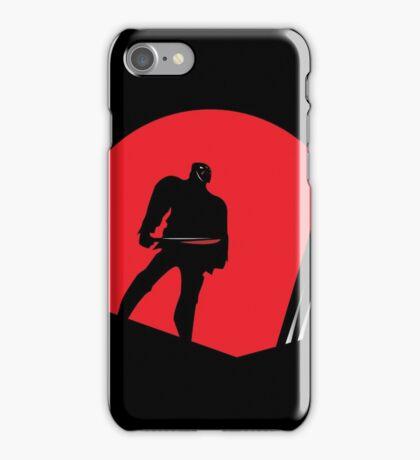 Jason Takes Gotham City iPhone Case/Skin