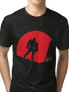 Jason Takes Gotham City Tri-blend T-Shirt