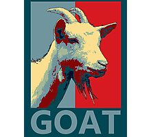 GOAT Photographic Print