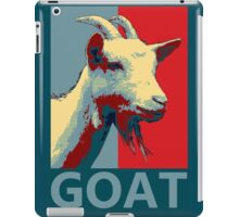 GOAT iPad Case/Skin