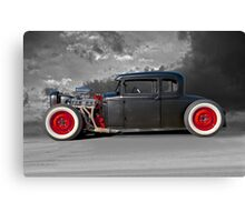 1930 Ford 'Mighty Mouse' Rat Rod Canvas Print
