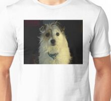 Portrait Of A Terrier Unisex T-Shirt