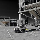 Station Pier by Peter Krause