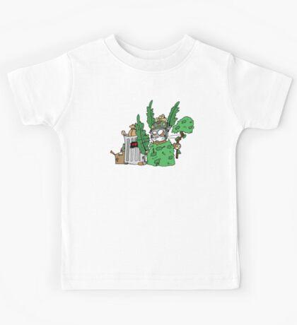 Chatmouflage Kids Tee