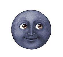 Molester Moon Photographic Print
