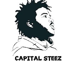 Capital Steez Art by kadal