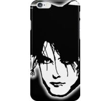 The Cure - Robert Smith iPhone Case/Skin