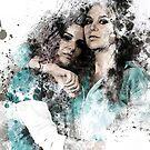 Wentworth - Ballie (02) - Danielle Cormack/Kate Jenkinson - Bea Smith/Allie Novak by Tarnee