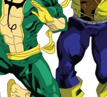 Power Man & Iron Fist Sticker