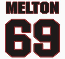 NFL Player Henry Melton sixtynine 69 T-Shirt