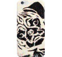 pug 18 iPhone Case/Skin