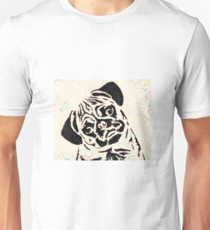 pug 18 Unisex T-Shirt