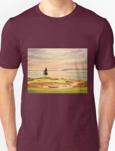 Chambers Bay Golf Course T-Shirt