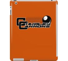 Chudley Cannons iPad Case/Skin