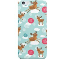Christmas Deer iPhone Case/Skin