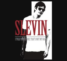 Lucky Scarface Slevin T-Shirt