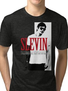 Lucky Scarface Slevin Tri-blend T-Shirt
