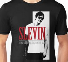 Lucky Scarface Slevin Unisex T-Shirt