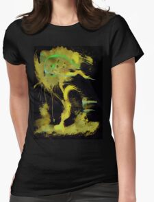 WDV - 079 - Weather Shrub Womens Fitted T-Shirt