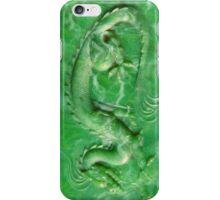 JADE DRAGON (Textures) iPhone Case/Skin