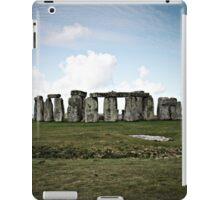 Stone Henge iPad Case/Skin