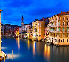 VENICE 01 by Tom Uhlenberg