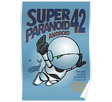 Super Paranoid Android 42 Poster