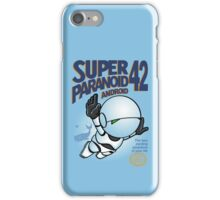 Super Paranoid Android 42 iPhone Case/Skin