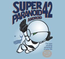 Super Paranoid Android 42 by LgndryPhoenix