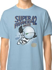 Super Paranoid Android 42 Classic T-Shirt