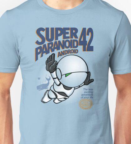 Super Paranoid Android 42 Unisex T-Shirt