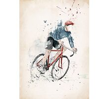 I want to ride my bicycle Photographic Print