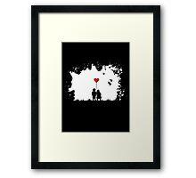 Love, Love, Love.... Framed Print