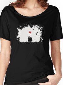 Love, Love, Love.... Women's Relaxed Fit T-Shirt