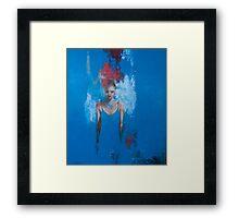 Coloured by de Ley Framed Print