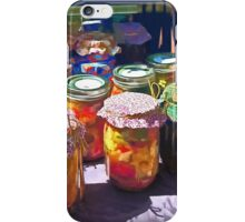 Pickles and Jellies iPhone Case/Skin
